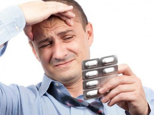 Не вистачає ліків від болю