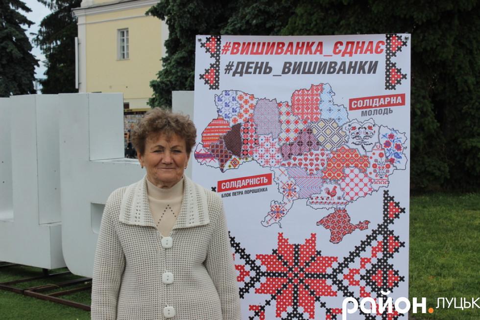 В цей день кожен з нас відчуває себе справжнім українцем і одягає вишиванку
