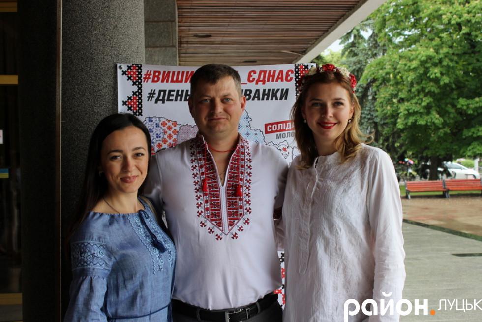 Вишиванка – це справжній український символ