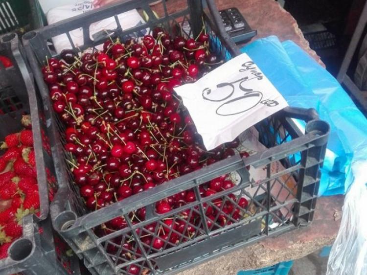 Ціни на цю ягоду зменшились