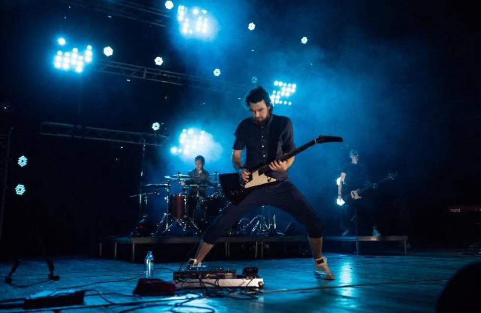 Гітарист гурту «Без Обмежень»