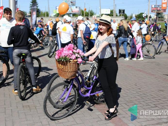 Велодень у Луцьку