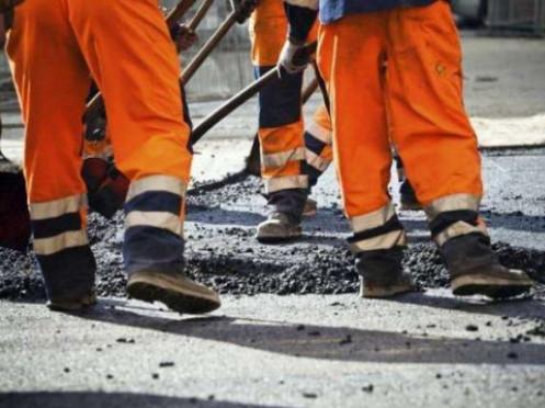 На ремонт вулиці витратять 917 тисяч гривень