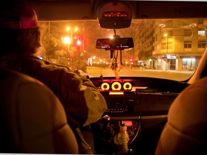 Пограбували таксиста