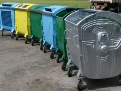 Закуплять 118 контейнерів для збору твердих побутових