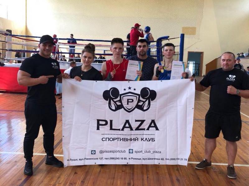 Команда мережі спортклубів PLAZA