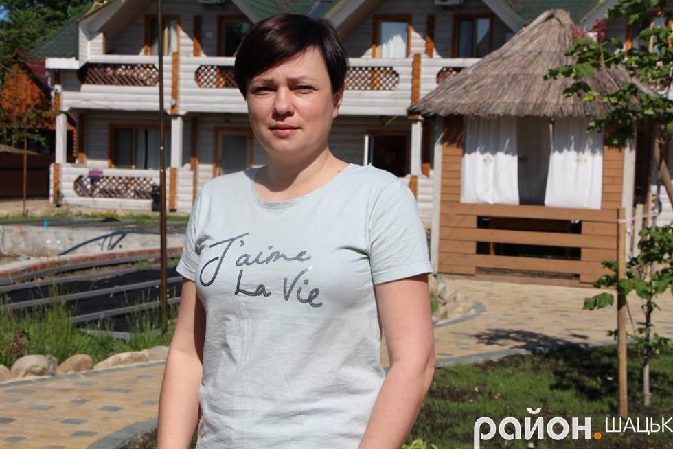 Волонтерка Олена Соколова впродовж трьох років опікується вдовами волинських воїнів