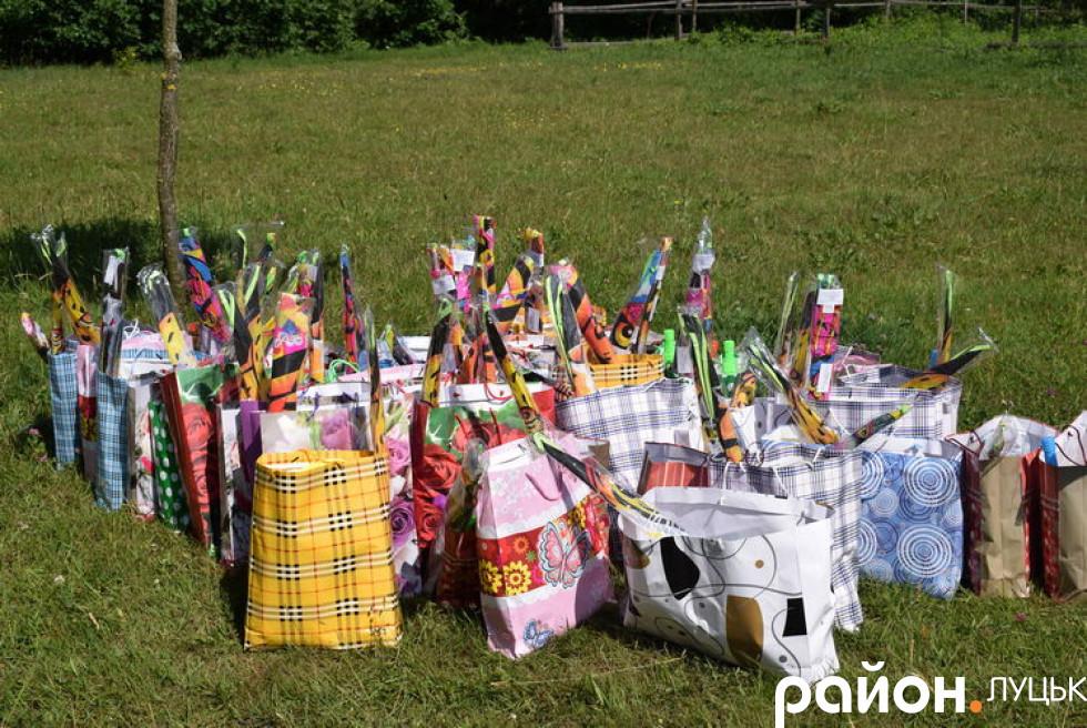 Подарунки від поляків