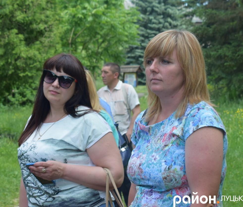 Батьки дітей, яких посвятили в козачата