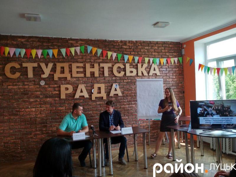 У ЛНТУ відбудеться презентаціяпроектів таоголошення переможців конкурсу підтримки соціально-інноваційних проектів