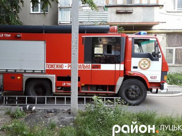 Пожежне авто