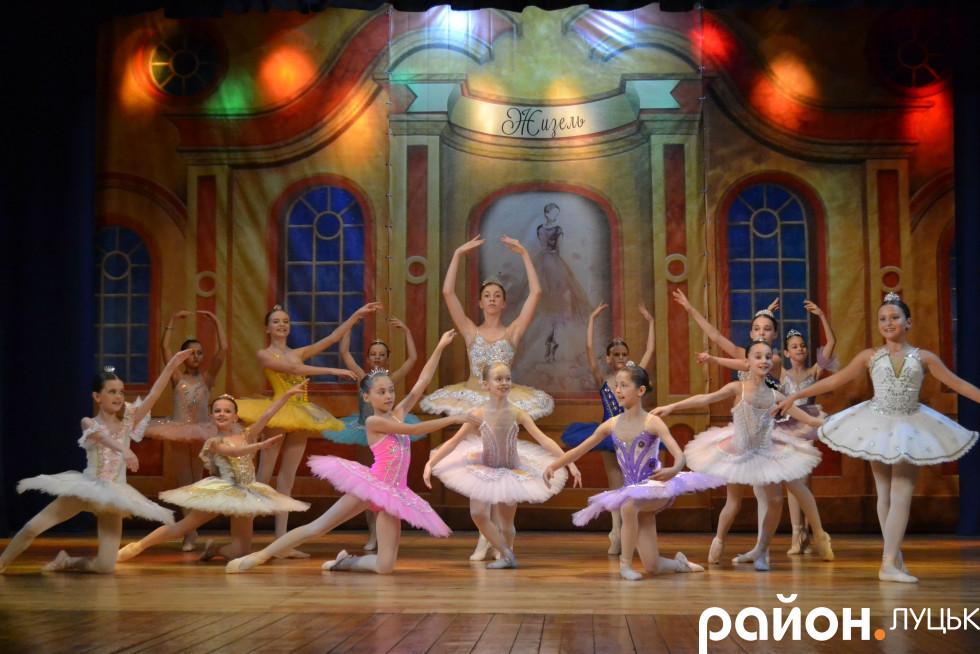 Класична постановка балету