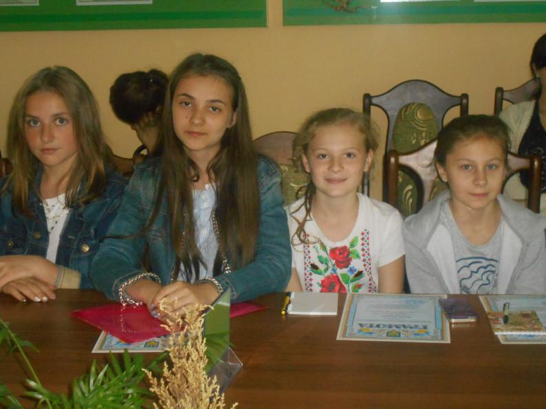 Діти презентували вирішення екологічних проблем