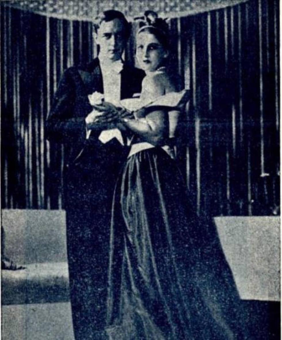 Актори в образах Дюваля і Готьє