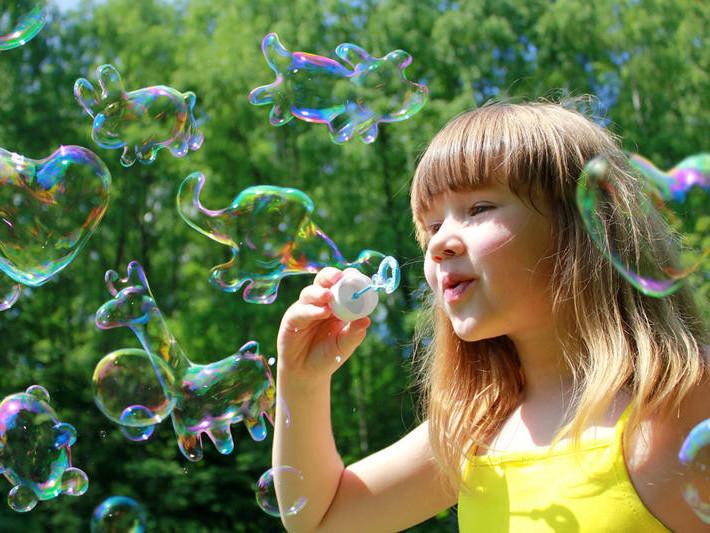 На вас чекатиме незабутнє бульбашкове шоу