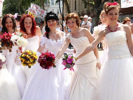 У Луцьку пройде парад наречених
