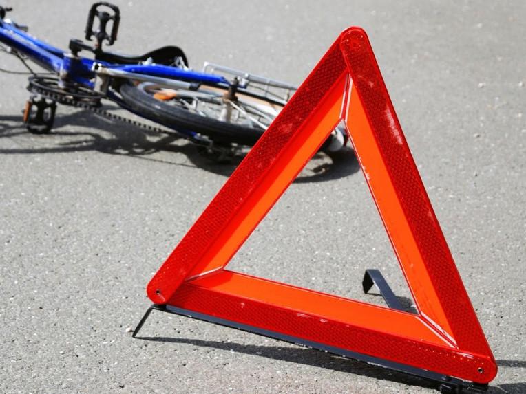 Постраждав 9-річний велосипедист