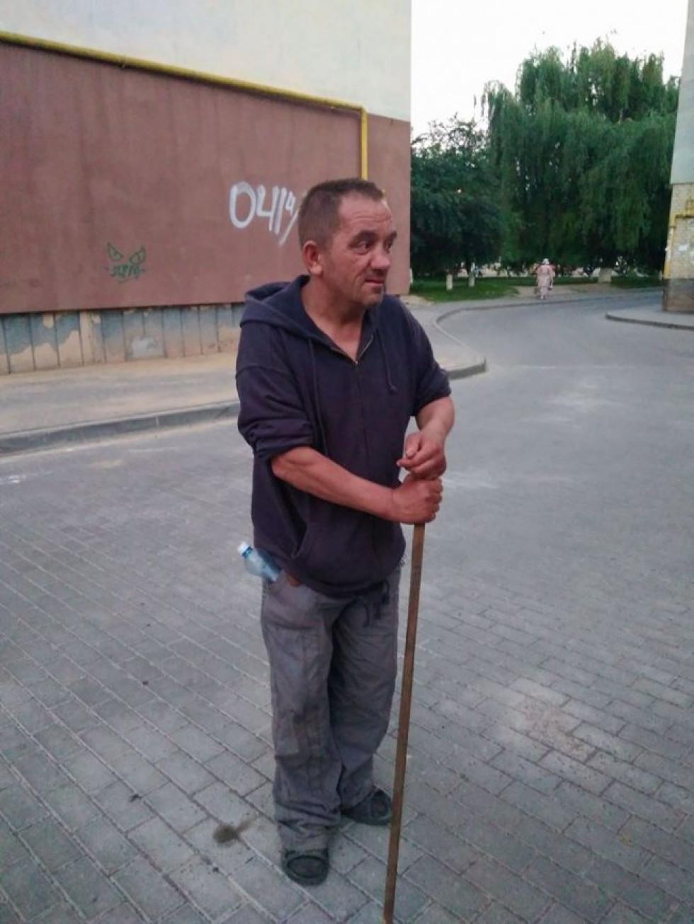 Іван Стасюк потребує допомоги