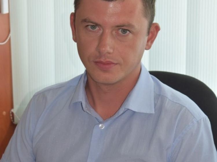 Начальник відділу державного архітектурно-будівельного контролю Луцької міськрадиЮрій Маслюк