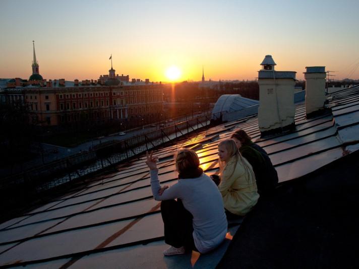 У Луцьку на даху найдовшого будинку в світі проводитимуть екскурсії