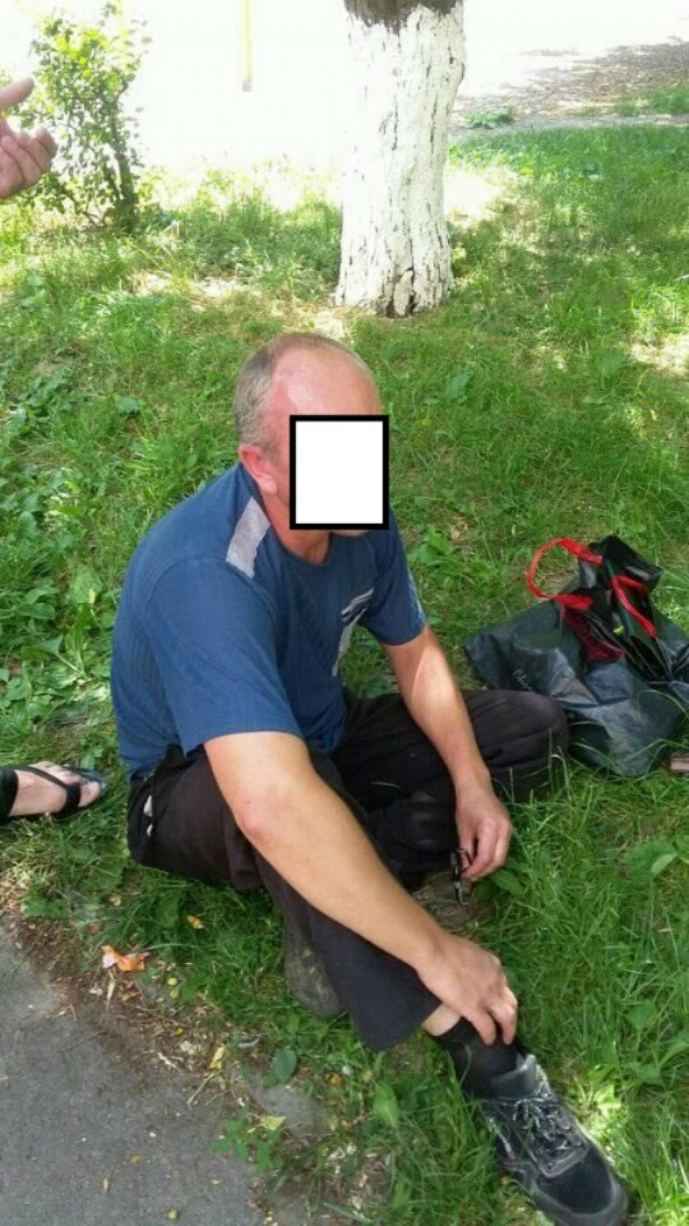 45-річний чоловік показував свій статевий орган при дітях