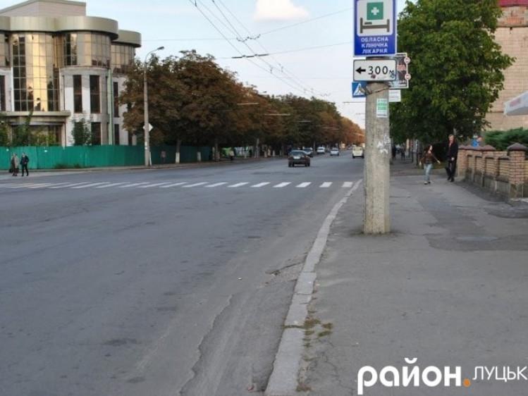 Проспект Президента Грушевського