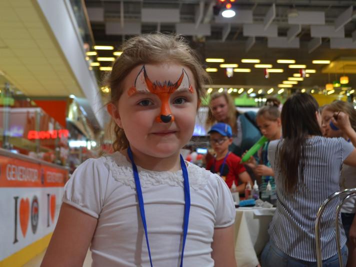 Свято для 400 дітей захисників України