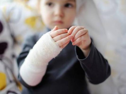 Діти травмуються у власному дворі
