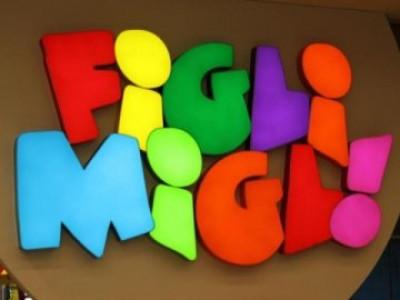 Дитячий розважальний центр «Figli Migli»