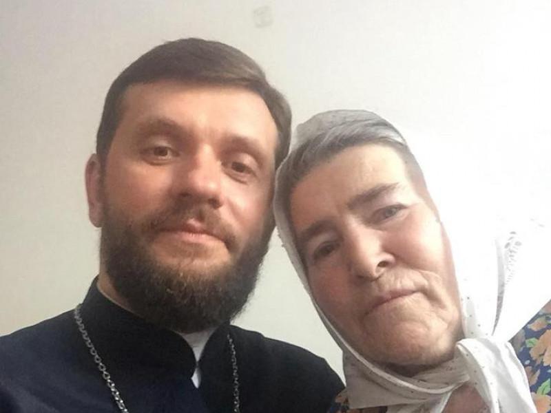Валенти Марчук і Таїсія Горось