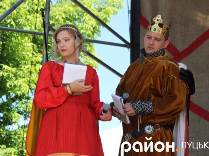 Фестиваль у Луцьку