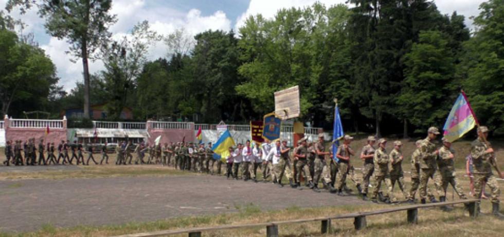 Учасники фестивалю