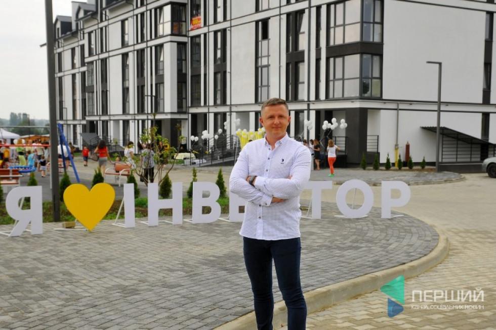 Директор БК «Інвестор» Андрій Разумовський