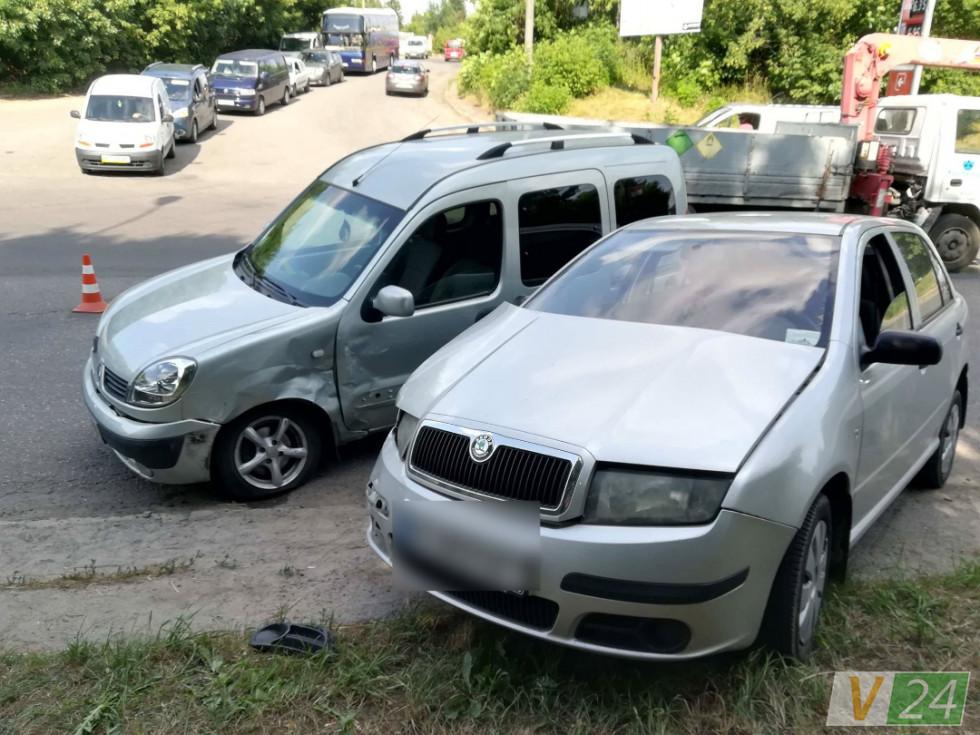 «Renault» і «Skoda»