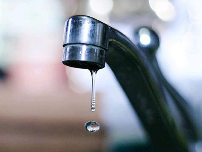 Припинять водопостачання