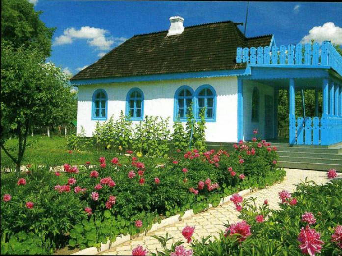 Будинок Лесі Українки в Колодяжному