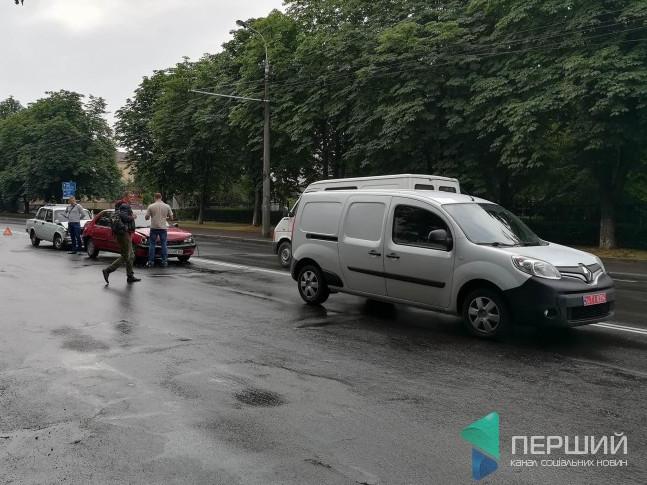 ДТП на Рівненській