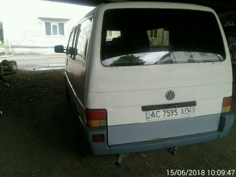 Власник«Volkswagen» привізсміття з села Жабка в Луцьк