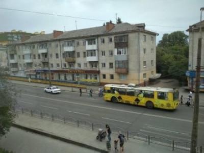 У Луцьку – ДТП за участі трoлейбуса