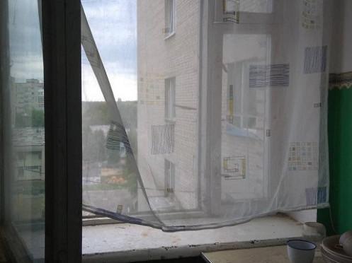 Вікно, з якого вистрибнув лучанин