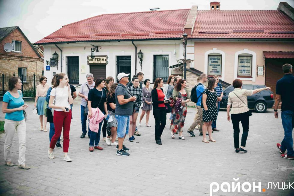 Екскурсія у Старому місті