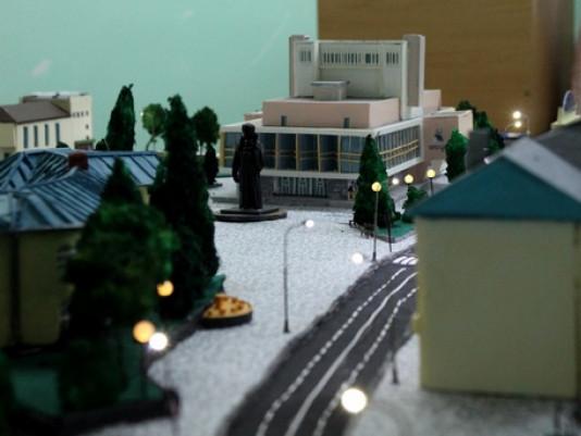 Розробили проект Театрального майдану в Луцьку