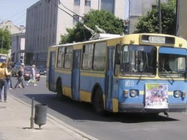 Луцькі тролейбуси здадуть на металобрухт