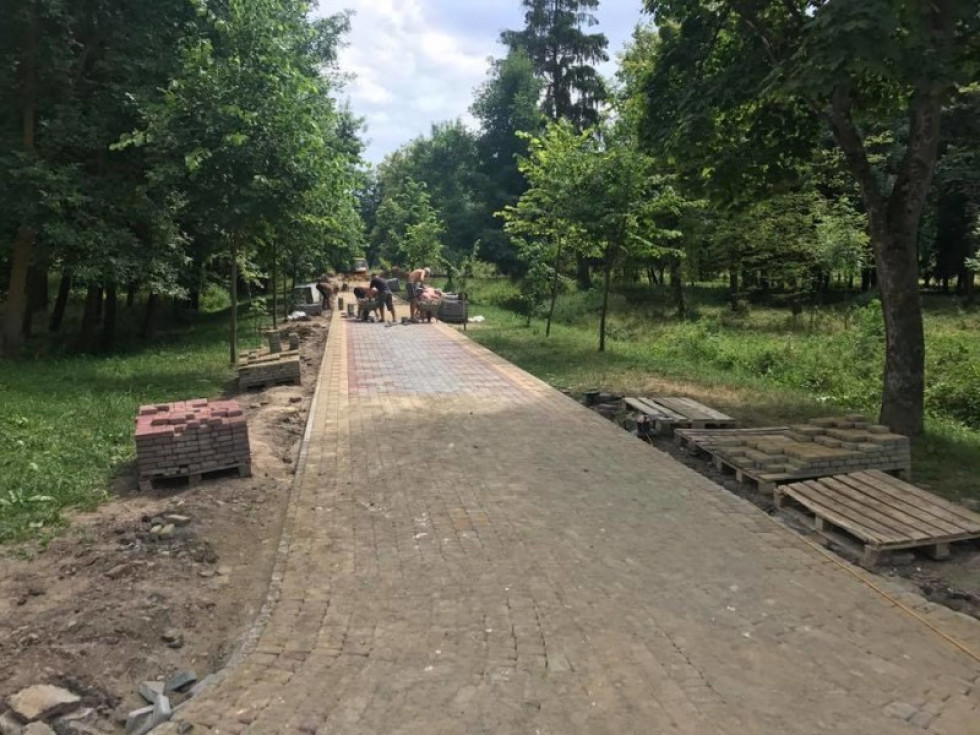 Реконструкція парку