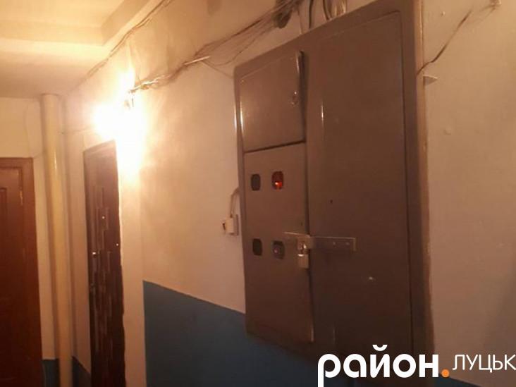 На Воїнів Інтернаціоналістів затопило дві квартири