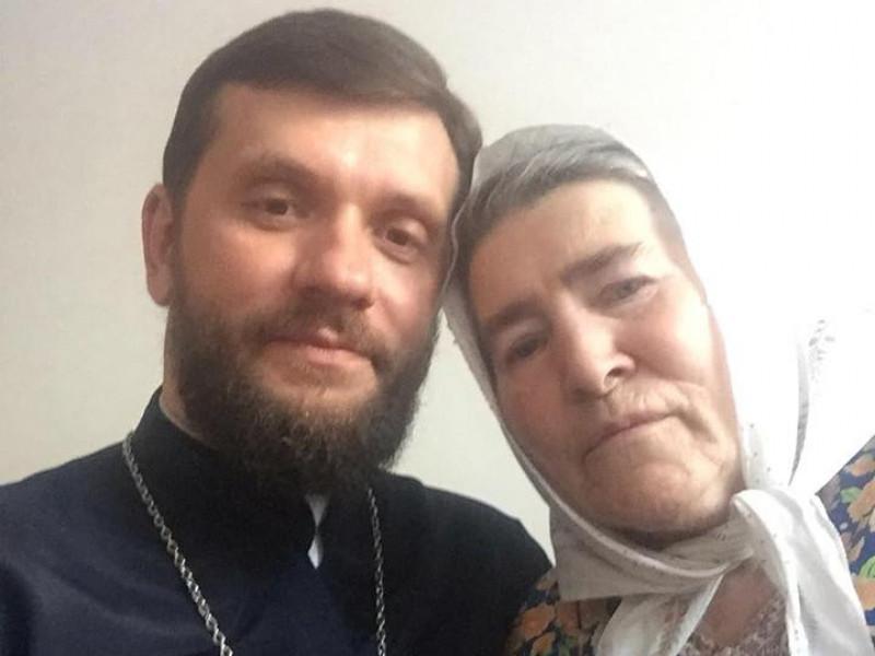 Таїсія Горось та Валентин Марчук