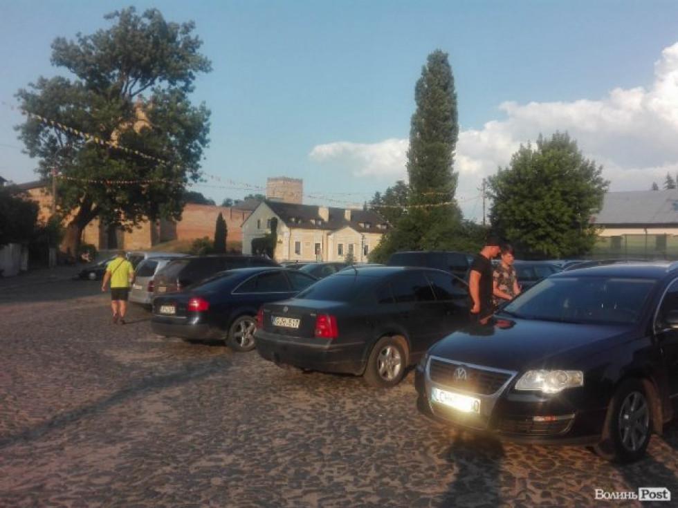 Авто на європейській реєстрації