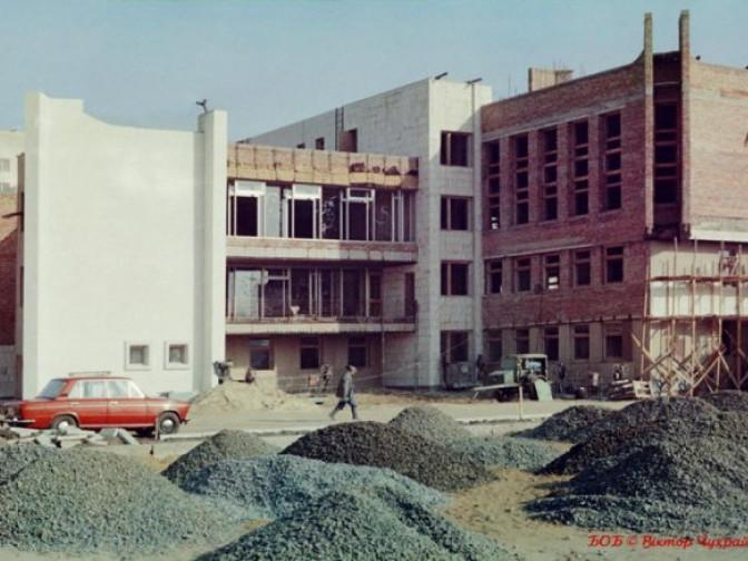 Будівництволуцького РАЦСу