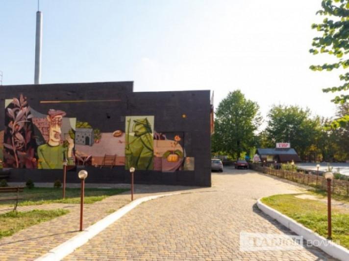Минулого разу в Луцьку намалювали 10 нових графіті