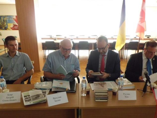 Міжнародний науково-практичний конгресз канадознавства «Україна-Канада»